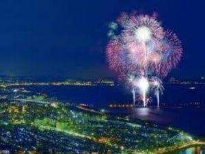 湘南ひらつか花火大会の穴場スポットで茅ケ崎海岸から花火を観る場所でおすすめ11選はどこ?