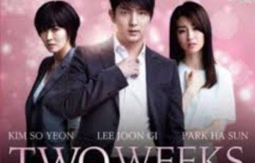 韓国ドラマtwoweeks 全何話 dvd box レンタル開始日 紹介