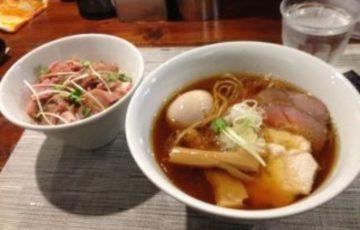 高田馬場 ラーメン店 らぁ麺やまぐち 激戦区 おすすめ ミシュラン 認めた 名店